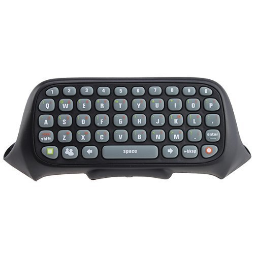 Text Messenging wired Keyboard ChatPad for Xbox 360