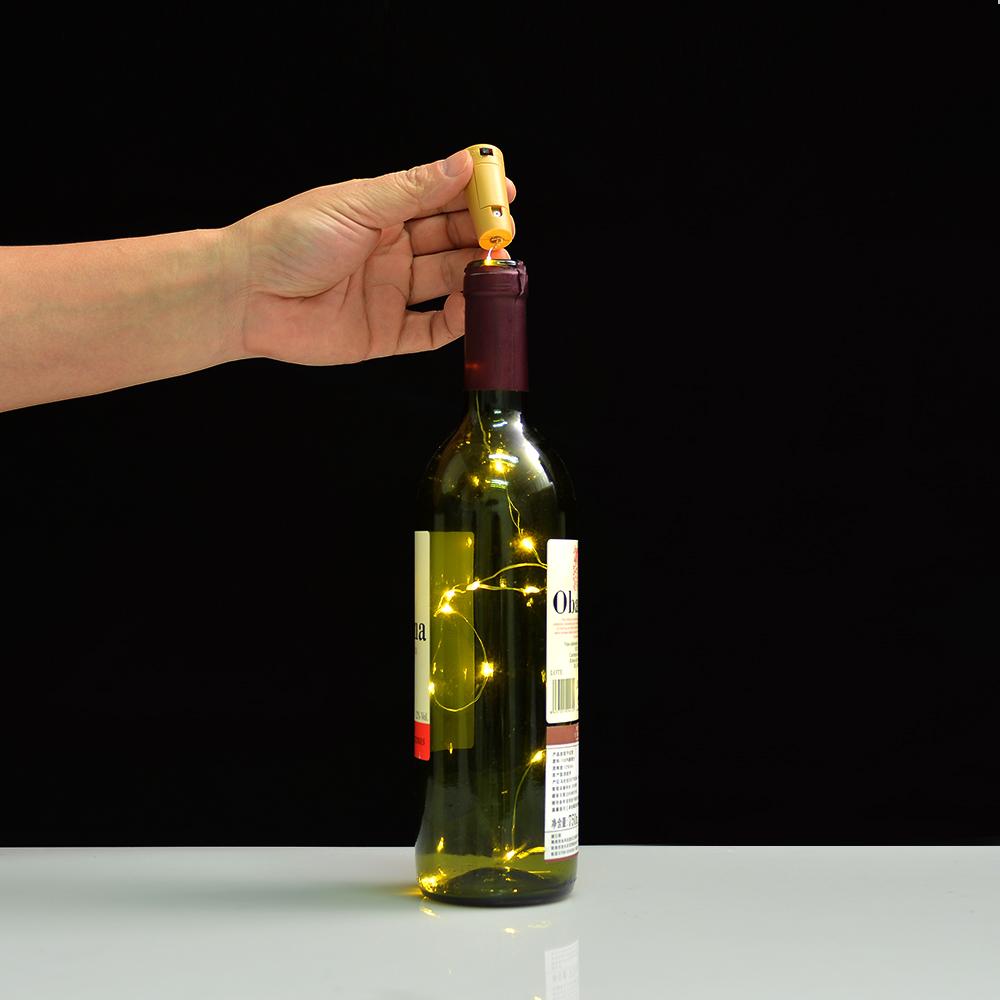 Cork shape lights, Bottle Mini String Lighting 75cm/30inch Copper Wire light Starry Light For ...