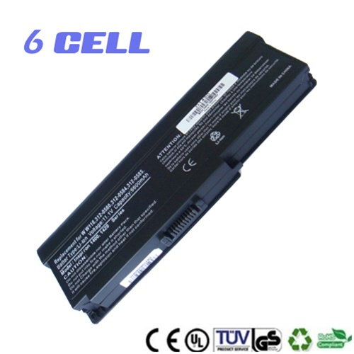 9 Cell Replacement Battery for Dell Inspiron 1400 1420 SERIES