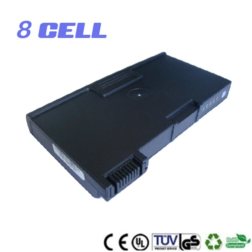 8 Cell Replacement Battery for Dell Inspiron 4000 Inspiron 4100 Latitude C500 C600
