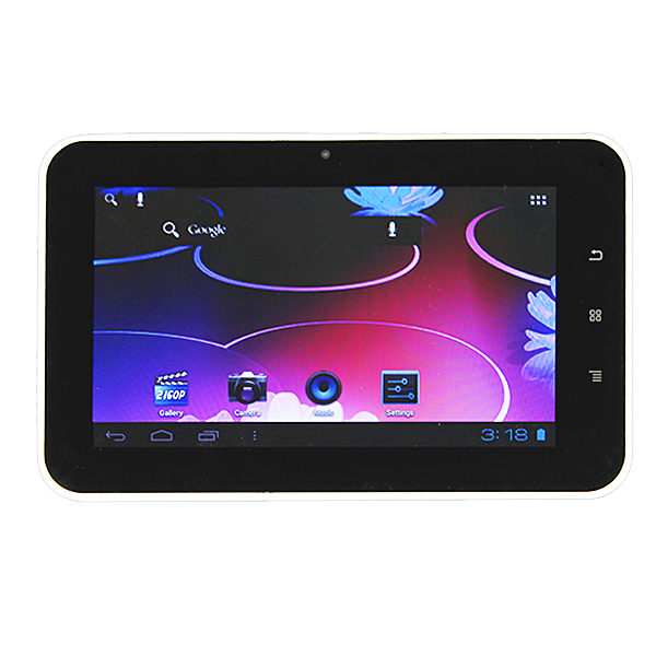 AGPtek New Android 4.0 MID 7 inch Capacitive TouchScreen Tablet PC TP10
