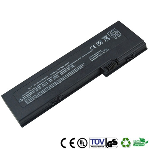 6 cell Agptek Replacement Compaq 454668-001 battery for HP/Compaq 2710p series laptop