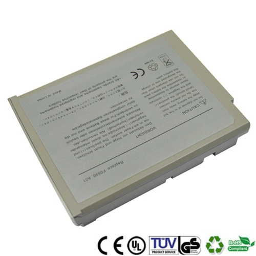 6600mAh/98Whr 12 Cell Replacement Laptop Battery For Dell Inspiron 1100 1150 5100 5160