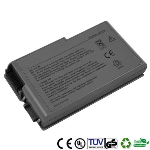 Replacement Battery For Dell Latitude D500 D520 D600 Laptop