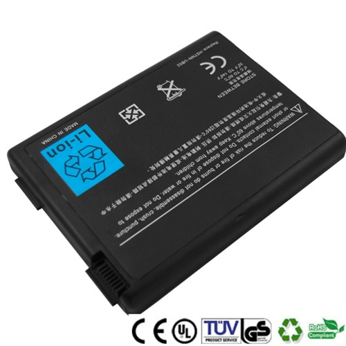 12 CELL! Agptek Replacement Battery For HP Pavilion ZD8000 ZV5000 ZV6000 ZX5000 NX9110 NX9600, Compaq Presario R3000 R4000 X6000 series laptop