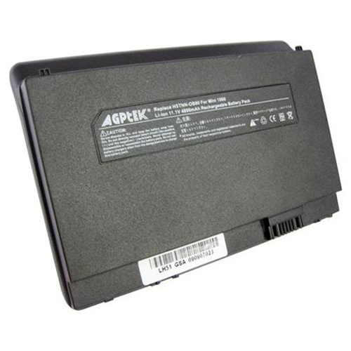 6 Cell Battery for HP FZ441AA, HP Mini 1000 COMPAQ Mini 730 Series HP COMPAQ Mini 700 Series laptop