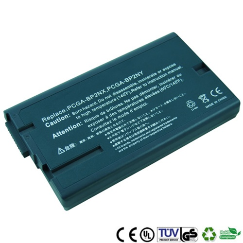 Replacement Laptop Battery For Sony VAIO PCGA-BP2NX BP2NY PCG-GRX
