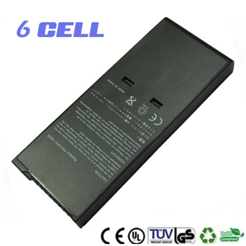 6cell Replacement Toshiba PA2487 PA3107U Battery For Toshiba Satellite 1400 1800 2400 2500 series