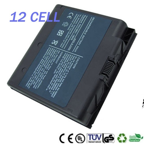 Replacement Toshiba PA3166U Battery For Toshiba Satellite 1900 1905 series