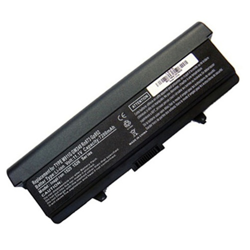 9 Cell Replacement Battery for Dell Inspiron 15 1525 1526 1545 Series