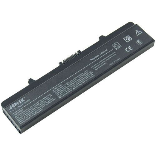 4800mAh/58Whr 6 CELL! Replacement Laptop Battery For Dell Inspiron 1525 1526