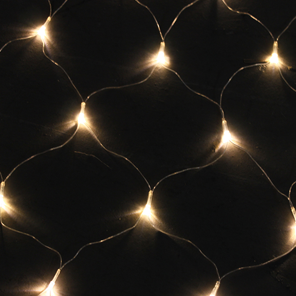 300 LED Net Mesh Fairy String Light Christmas Lights Lighting Party Wedding Xmas eBay
