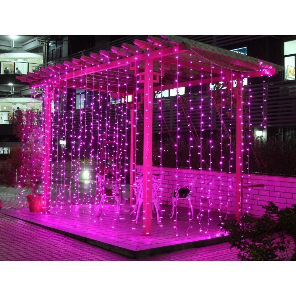 3mx3m 300 Led Outdoor Christmas Xmas String Fairy Wedding