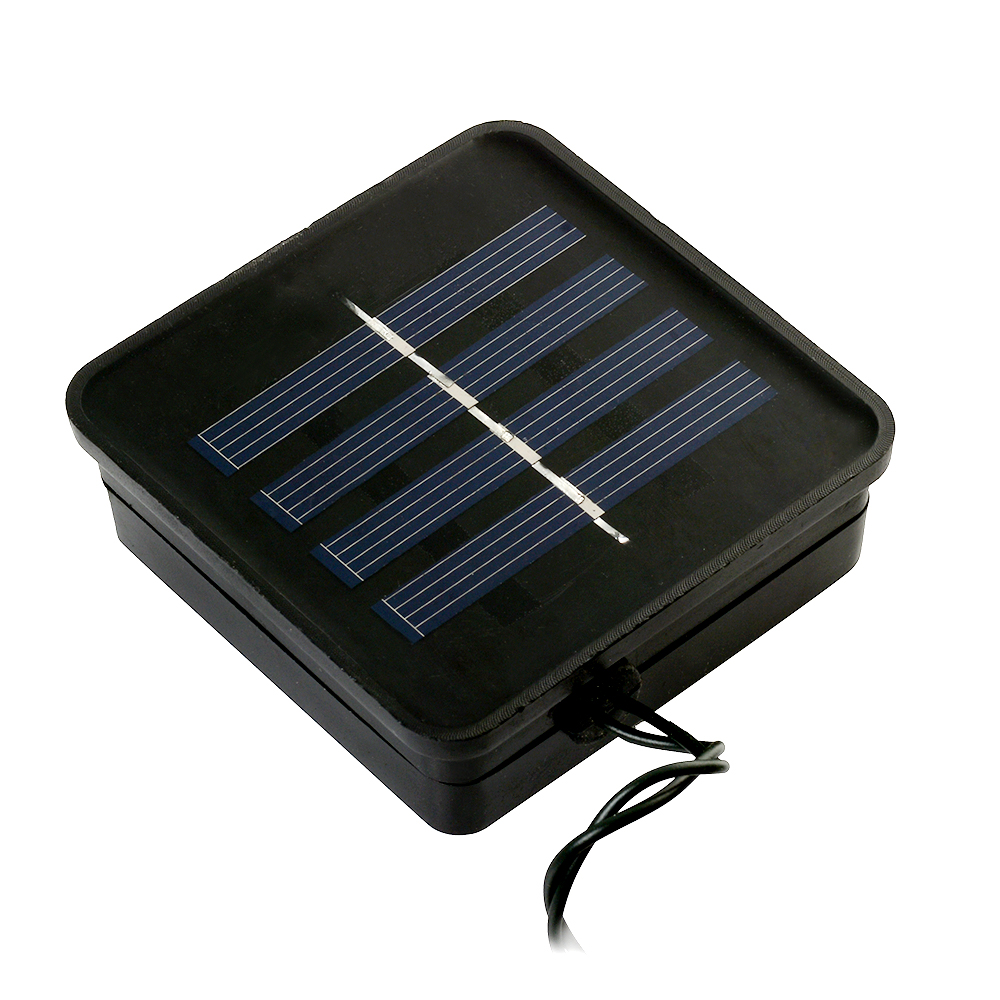 20 Star LED Solar Powered Outdoor String Lights Waterproof for Garden Party Xmas eBay