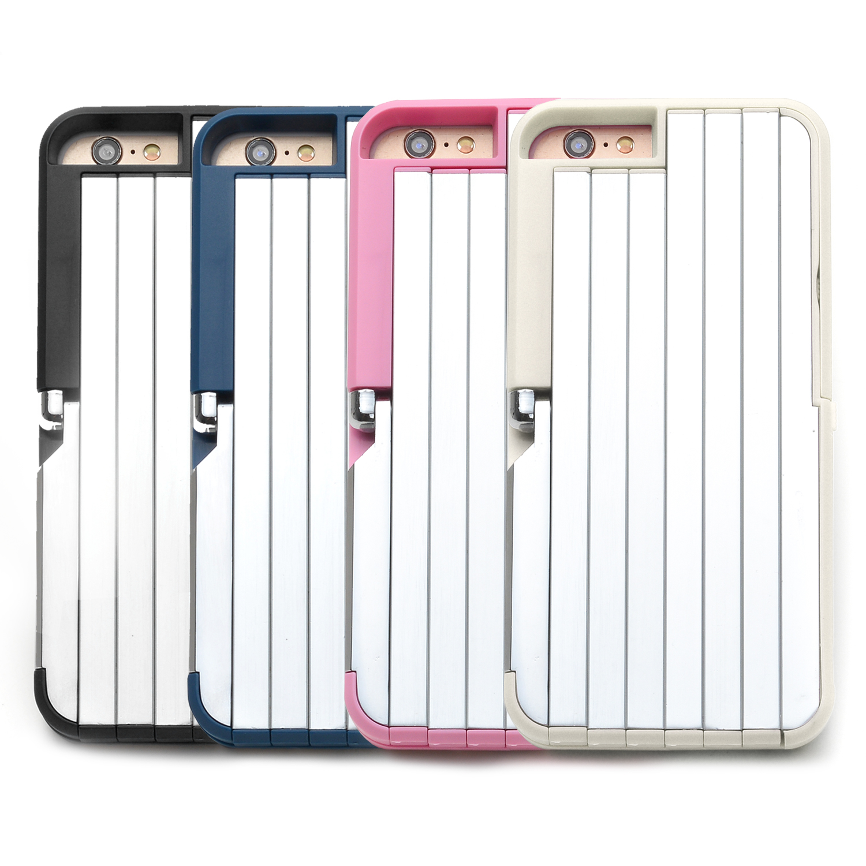 Selfie Stick Phone Case Cover Stikbox Build In Bluetooth ...