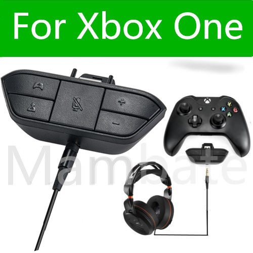how to use bose headphones mic on xbox one