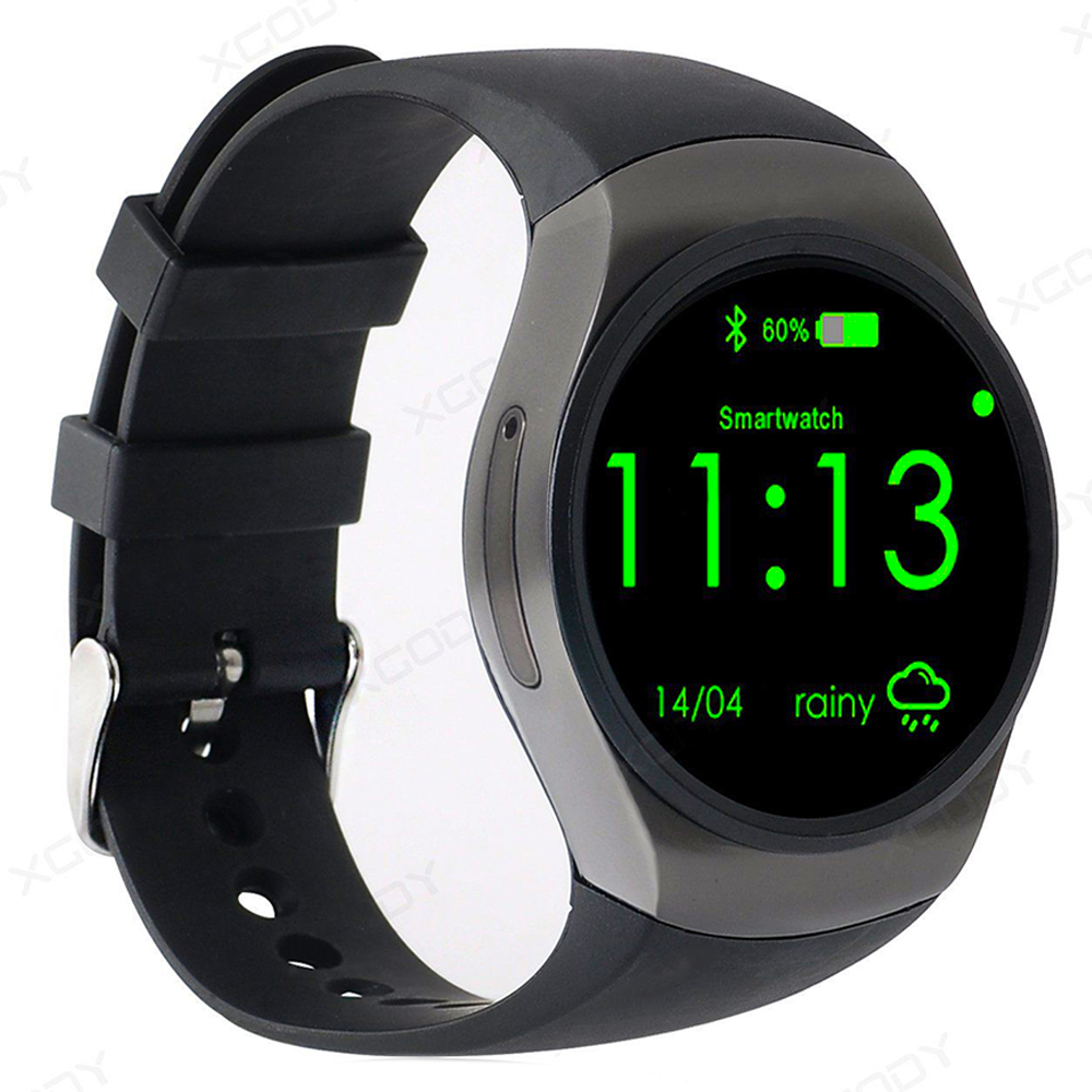 Bluetooth Smart Wrist Watch TF SIM Phone Mate For IOS ...