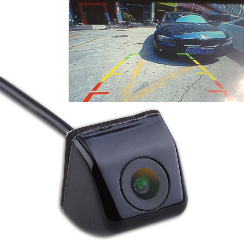 Wireless Car Rear View CCD 170° angle Night Vision Reverse Backup ...