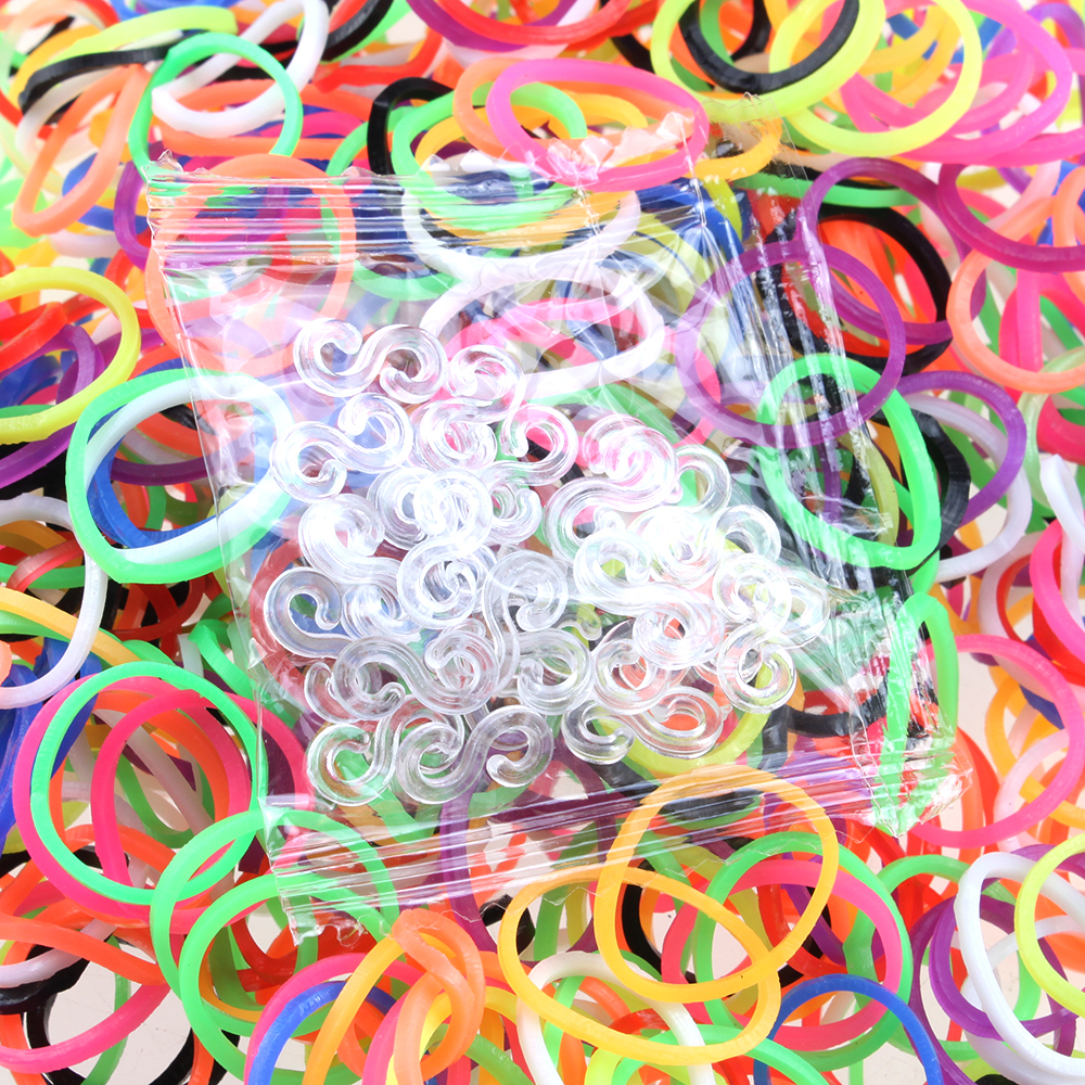 how to make loom bands by hand
