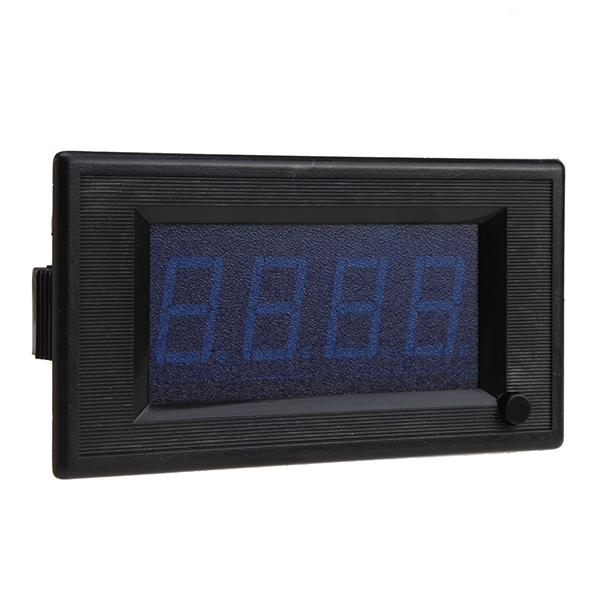 BrainyDeal 200V 200A DC Digital 3 1/2 Blue LED Combo Panel Amp Meter Volt Meter with Shunt at Sears.com