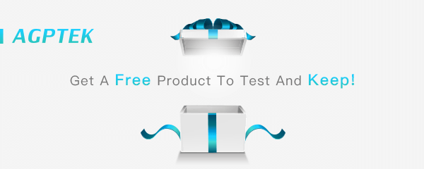 Get A Free Product To Test And Keep!