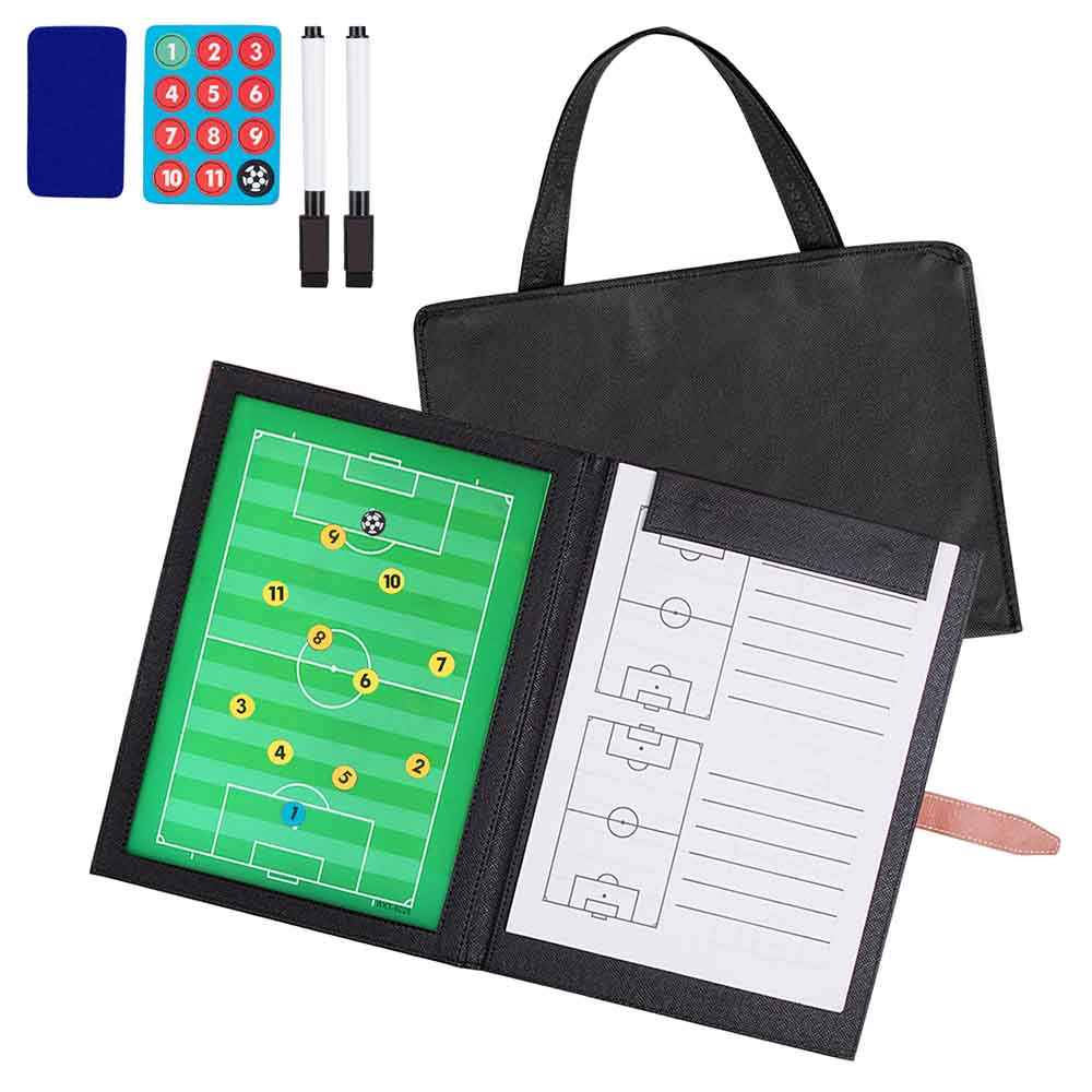 Magnetic Coach Board With Carrying Bag